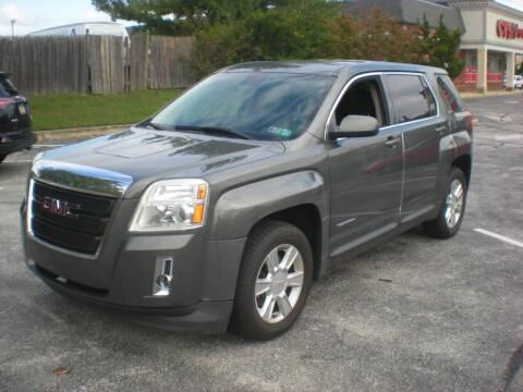 2013 GMC Terrain for sale at 611 CAR CONNECTION in Hatboro PA