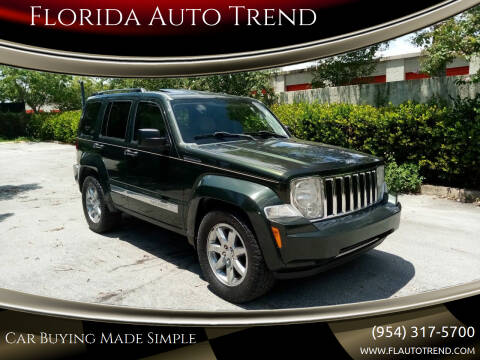 2010 Jeep Liberty for sale at Florida Auto Trend in Plantation FL