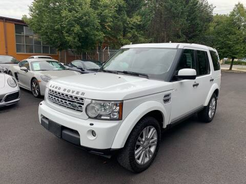 2011 Land Rover LR4 for sale at MFT Auction in Lodi NJ