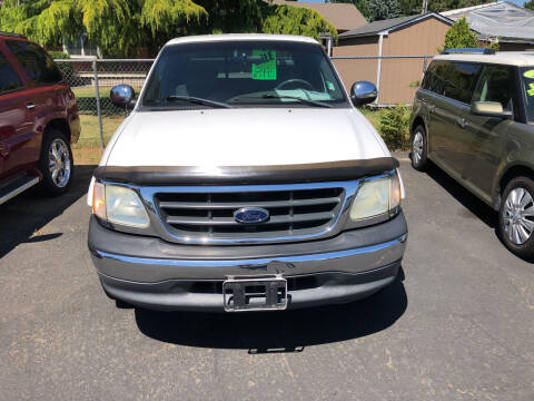 2001 Ford F-150 for sale at ET AUTO II INC in Molalla OR