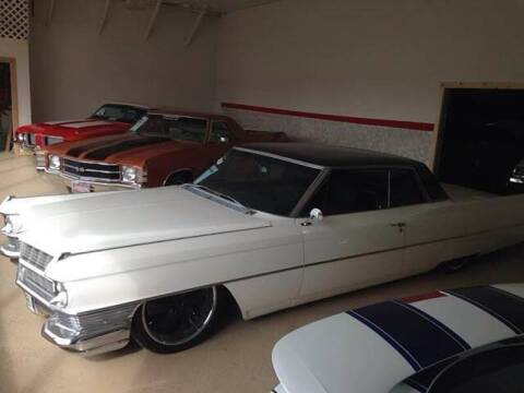1964 Cadillac DeVille for sale at Engels Autos Inc in Ramsey MN