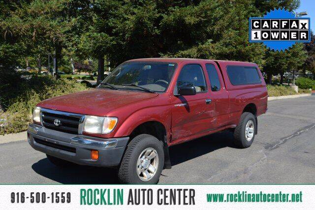1998 Toyota Tacoma for sale at Rocklin Auto Center in Rocklin CA