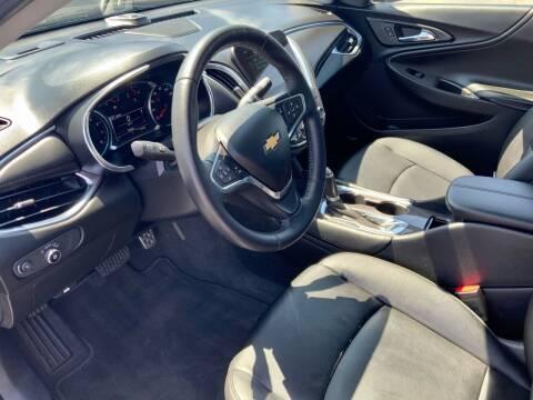2016 Chevrolet Malibu for sale at Charlie Cheap Car in Las Vegas NV