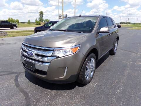2014 Ford Edge for sale at Westpark Auto in Lagrange IN