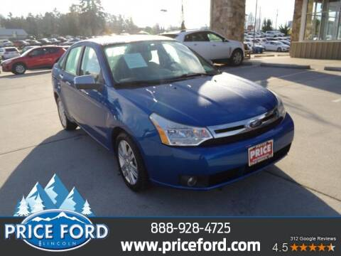 2011 Ford Focus for sale at Price Ford Lincoln in Port Angeles WA