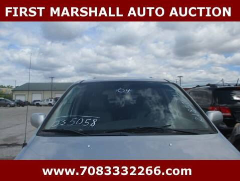 2004 Honda Odyssey for sale at First Marshall Auto Auction in Harvey IL