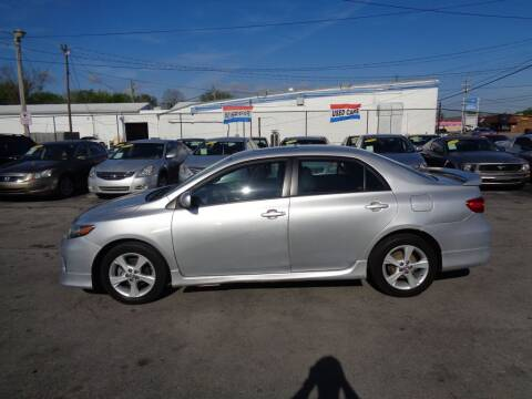 2011 Toyota Corolla for sale at Cars Unlimited Inc in Lebanon TN