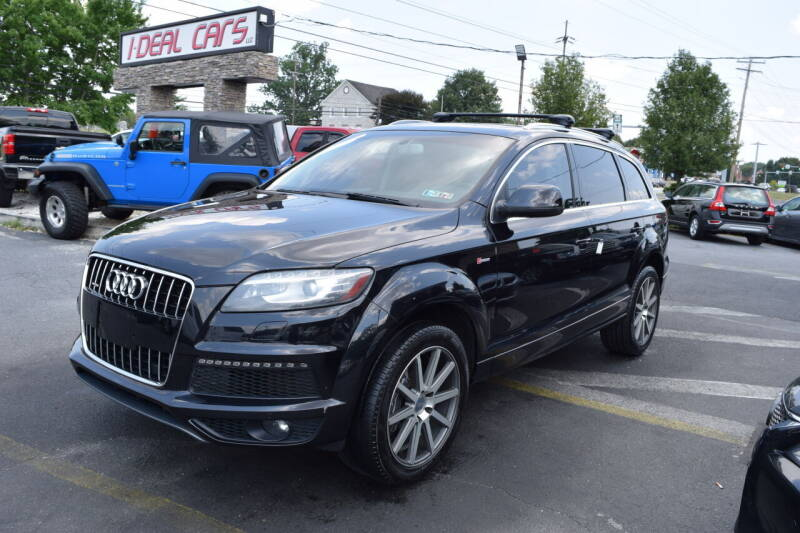 2011 Audi Q7 for sale at I-DEAL CARS in Camp Hill PA