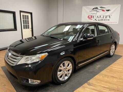 2011 Toyota Avalon for sale at Quality Autos in Marietta GA