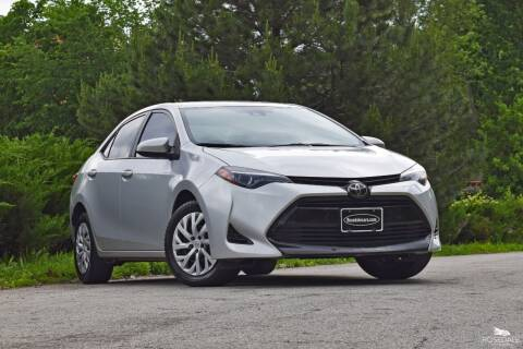 2018 Toyota Corolla for sale at Rosedale Auto Sales Incorporated in Kansas City KS