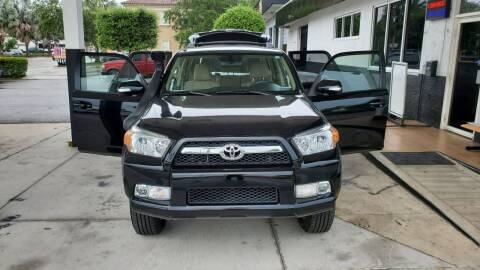 2011 Toyota 4Runner for sale at HCC AUTO SALES INC in Sarasota FL