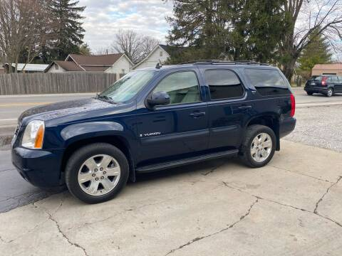 2007 GMC Yukon for sale at MOES AUTO SALES in Spiceland IN