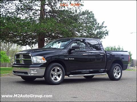 2010 Dodge Ram Pickup 1500 for sale at M2 Auto Group Llc. EAST BRUNSWICK in East Brunswick NJ