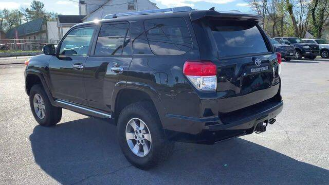 2011 Toyota 4Runner for sale at King Motors featuring Chris Ridenour in Martinsburg WV