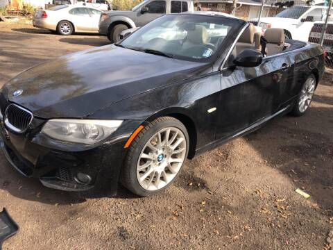2012 BMW 3 Series for sale at Mister Auto in Lakewood CO