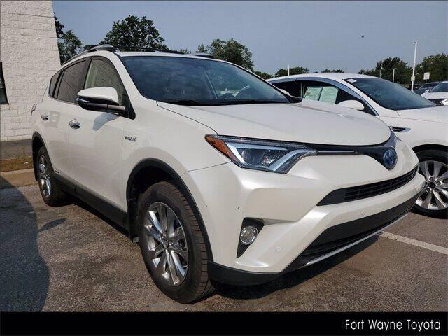 2016 Toyota RAV4 Hybrid for sale in Fort Wayne, IN