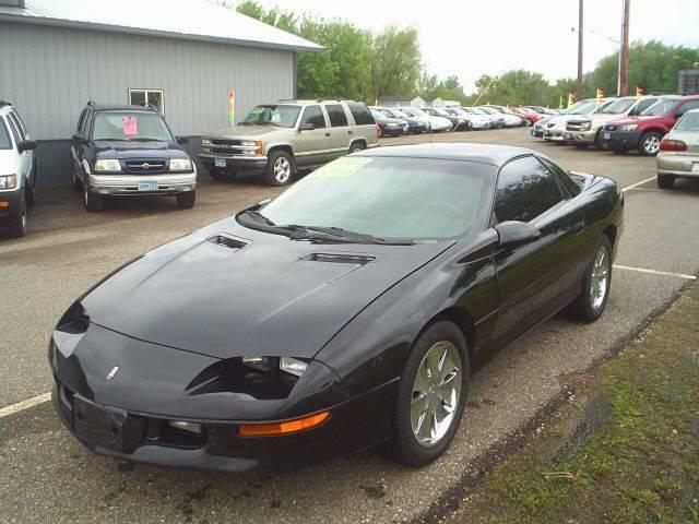 1995 Chevrolet Camaro for sale at Dales Auto Sales in Hutchinson MN
