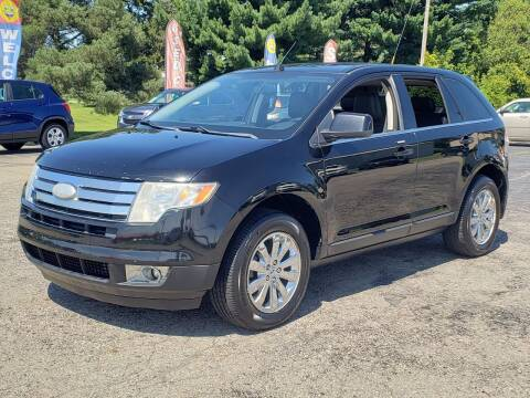 2009 Ford Edge for sale at Thompson Motors in Lapeer MI