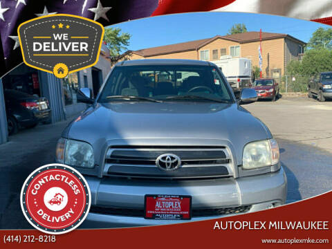 2006 Toyota Tundra for sale at Autoplex in Milwaukee WI