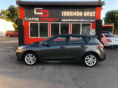 2011 Mazda MAZDA3 for sale at Cars Direct in Ontario CA