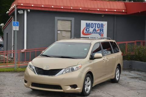 2011 Toyota Sienna for sale at Motor Car Concepts II - Kirkman Location in Orlando FL