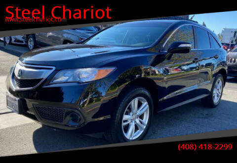2015 Acura RDX for sale at Steel Chariot in San Jose CA