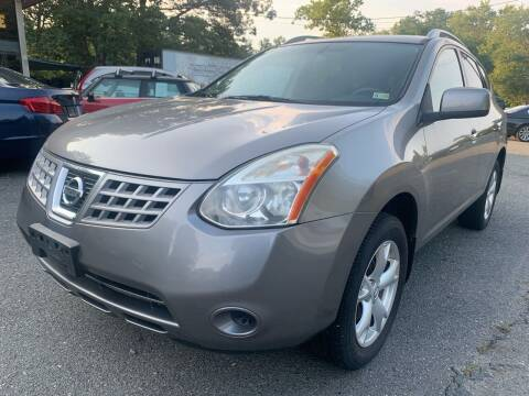 2010 Nissan Rogue for sale at D & M Discount Auto Sales in Stafford VA
