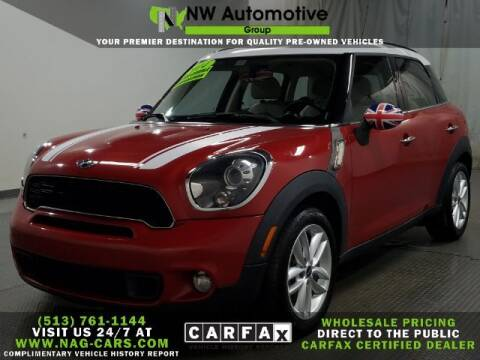 2014 MINI Countryman for sale at NW Automotive Group in Cincinnati OH