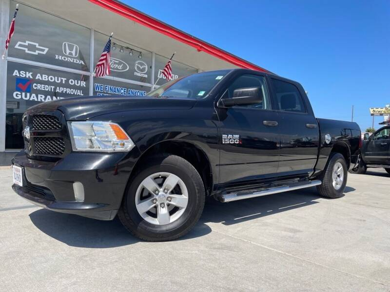 2015 RAM Ram Pickup 1500 for sale at VR Automobiles in National City CA