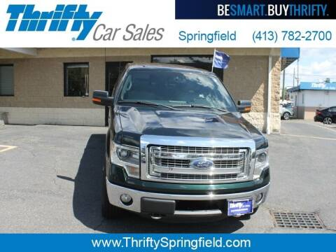 2014 Ford F-150 for sale at Thrifty Car Sales Springfield in Springfield MA