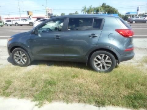2014 Kia Sportage for sale at Florida Suncoast Auto Brokers in Palm Harbor FL
