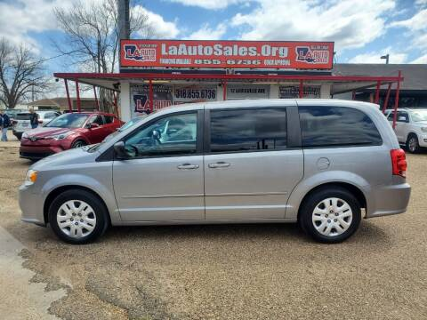 2014 Dodge Grand Caravan for sale at LA Auto Sales in Monroe LA