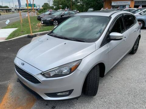2016 Ford Focus for sale at CARMART Of New Castle in New Castle DE
