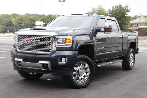 2017 GMC Sierra 2500HD for sale at Auto Guia in Chamblee GA
