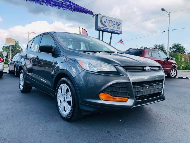 2016 Ford Escape for sale at J. Tyler Auto LLC in Evansville IN