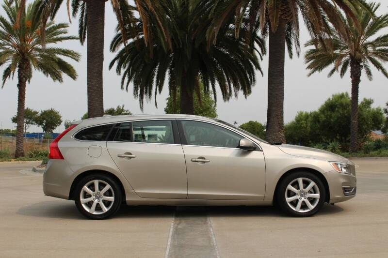 2016 Volvo V60 for sale at Miramar Sport Cars in San Diego CA