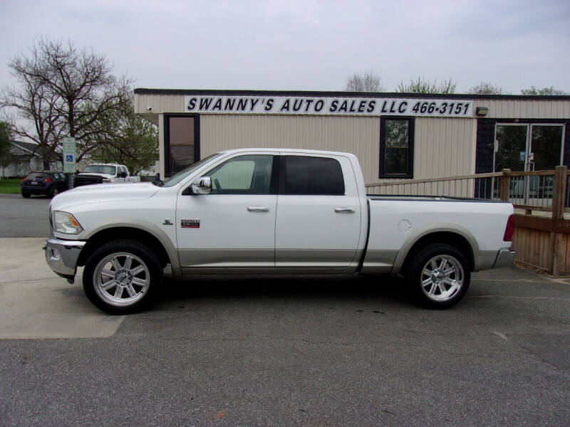 2011 RAM Ram Pickup 2500 for sale at Swanny's Auto Sales in Newton NC