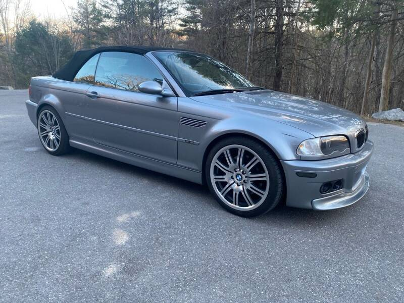 2005 BMW M3 for sale at Riverside Auto Sales & Service in Portland ME