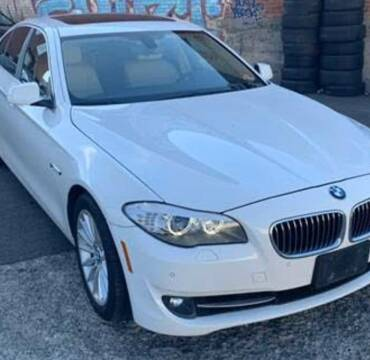 2012 BMW 5 Series for sale at Excellence Auto Trade 1 Corp in Brooklyn NY