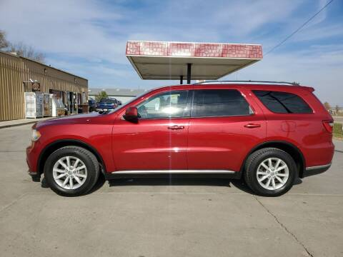 2014 Dodge Durango for sale at Dakota Auto Inc. in Dakota City NE
