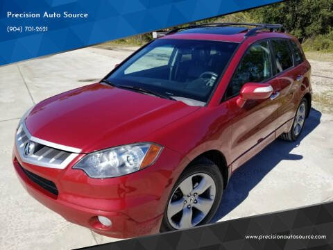 2008 Acura RDX for sale at Precision Auto Source in Jacksonville FL