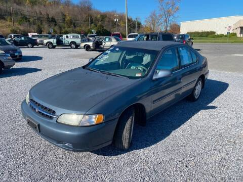 1999 Nissan Altima for sale at Bailey's Auto Sales in Cloverdale VA