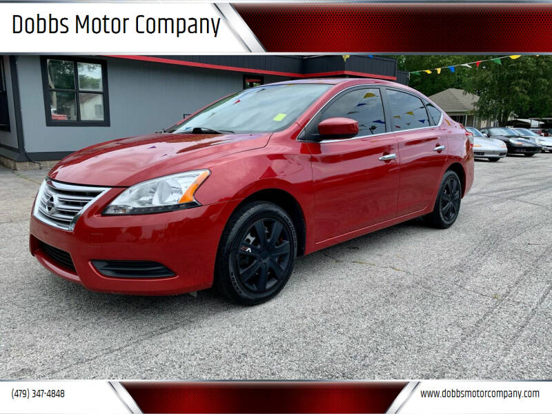 2014 Nissan Sentra for sale at Dobbs Motor Company in Springdale AR