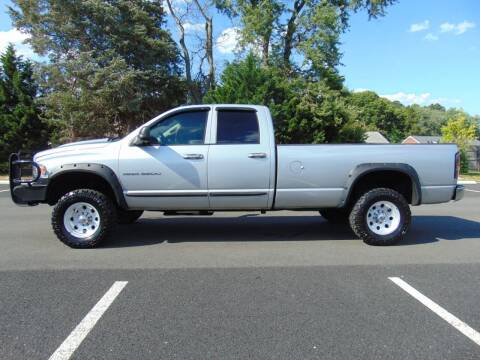 2004 Dodge Ram Pickup 3500 for sale at CR Garland Auto Sales in Fredericksburg VA