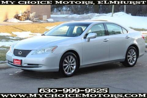 2007 Lexus ES 350 for sale at My Choice Motors Elmhurst in Elmhurst IL
