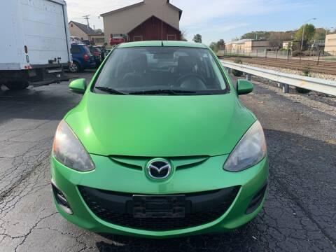 2011 Mazda MAZDA2 for sale at Discovery Auto Sales in New Lenox IL