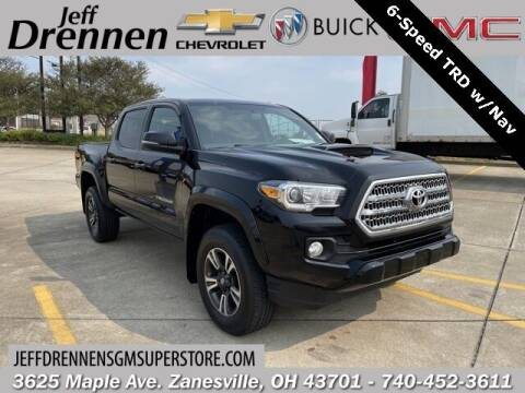 2017 Toyota Tacoma for sale at Jeff Drennen GM Superstore in Zanesville OH