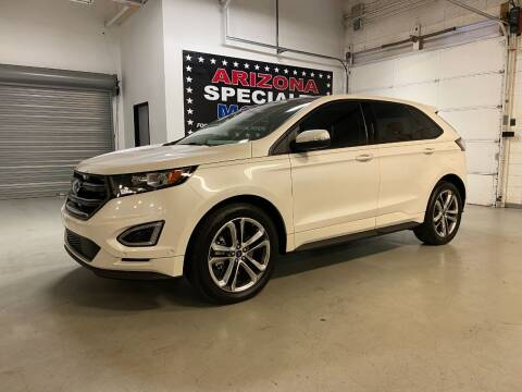2015 Ford Edge for sale at Arizona Specialty Motors in Tempe AZ