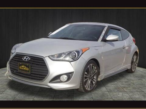 2016 Hyundai Veloster for sale at Credit Connection Sales in Fort Worth TX