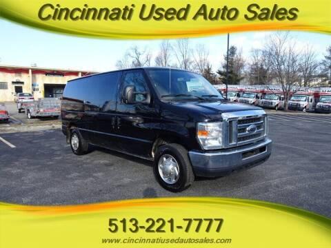 2013 Ford E-Series Cargo for sale at Cincinnati Used Auto Sales in Cincinnati OH